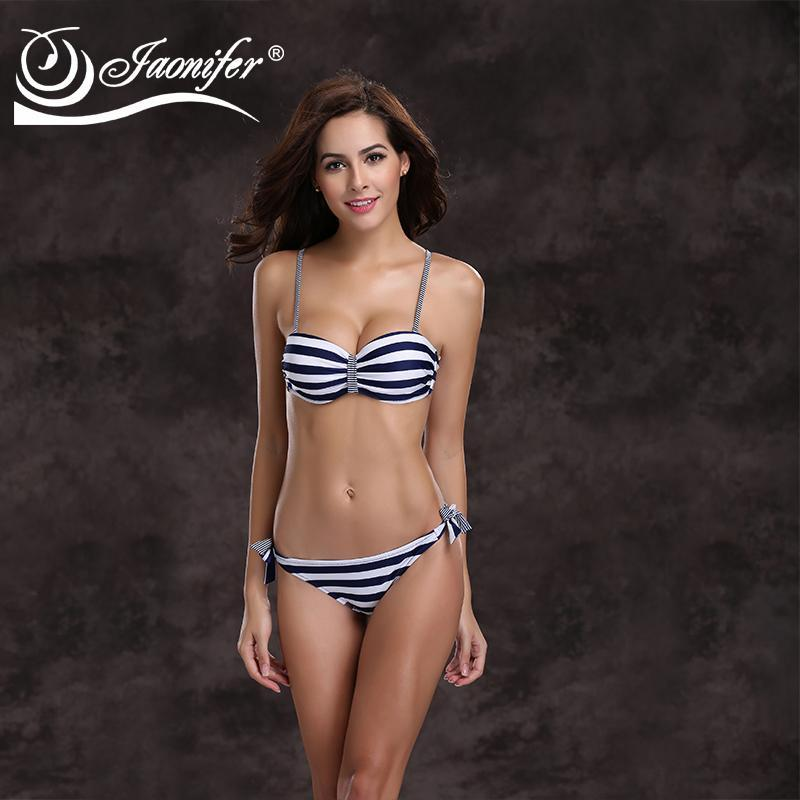 Armelin Brazilian Striped Bikini