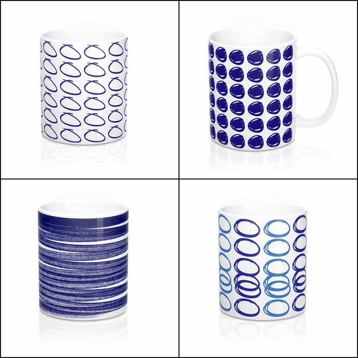 Optical  Mug Set