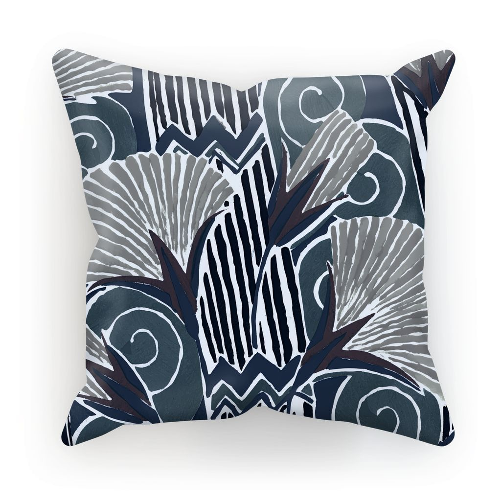 Graphic Deco Cushion Set