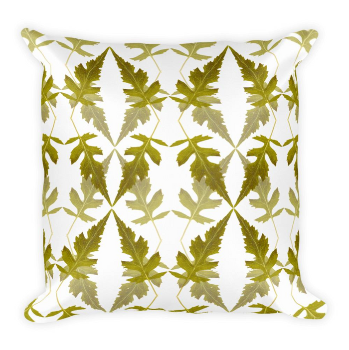 Graphic Fern Cushions