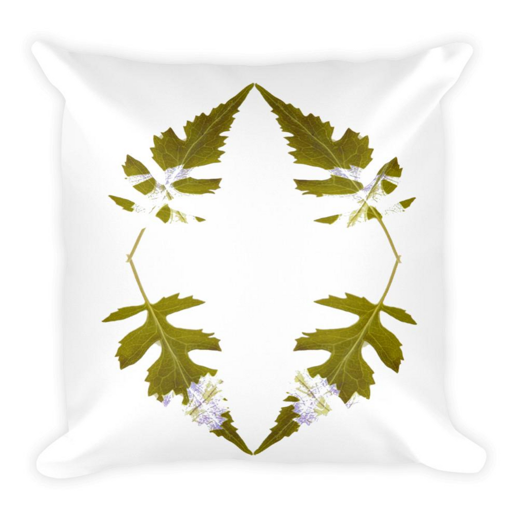 Summer Foliage Cushion Set