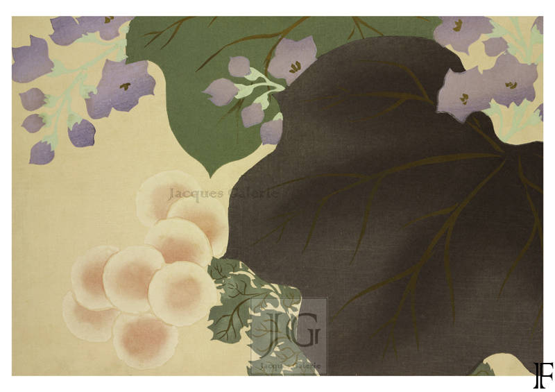 Momoyogusa, Flowers of a Hundred Generations - Kamisaka Sekka