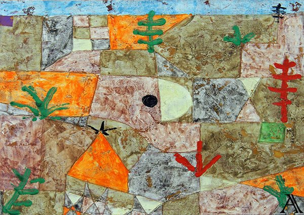 Klee - Gardens in the South, Swish Fish Magic, After The Flood