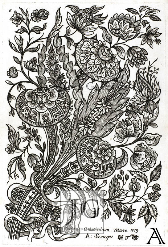 Ornate Blackwork, Carteron