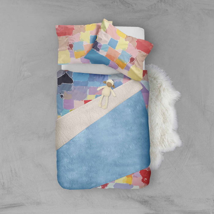 Fine Art Playful Duvet Set
