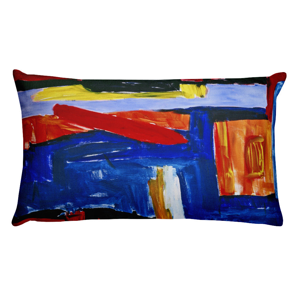 Winter Landscape Cushion