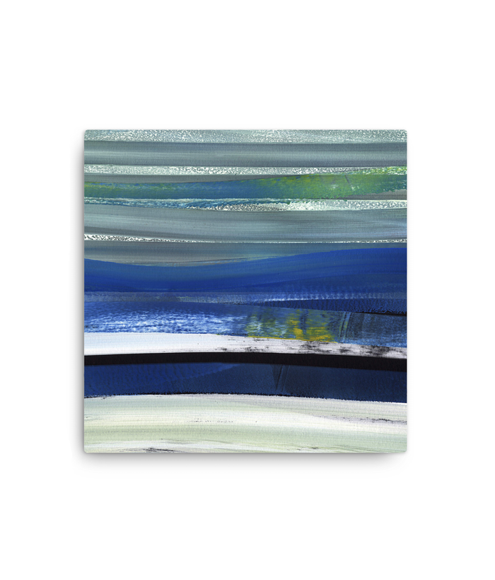 Loch Breeze Canvas 40x40cm