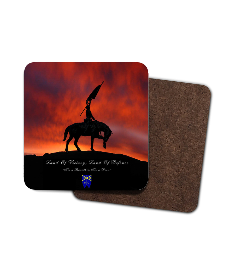 Hawick Common Riding Coasters x4