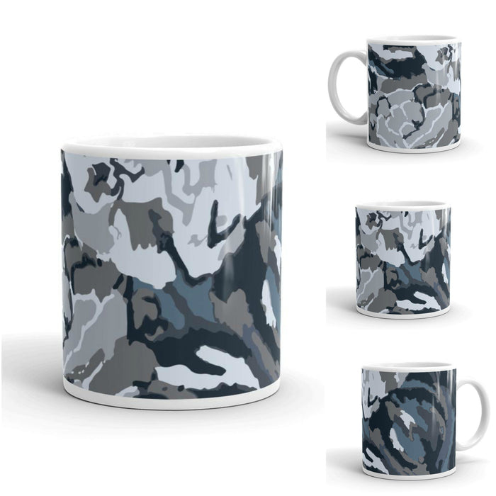 Military Camouflage Deco Mugs