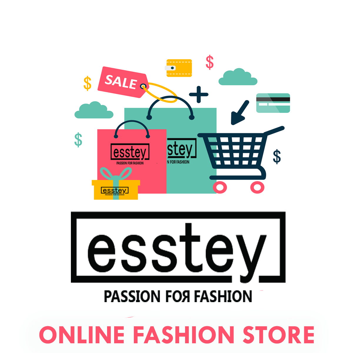 EssTey Online Men & Women Fashion Store