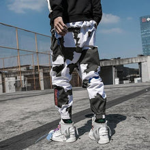 Load image into Gallery viewer, 'Arctic' Camo Joggers - esstey