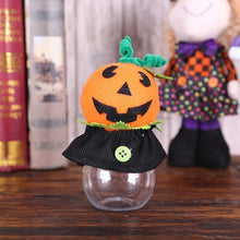 Load image into Gallery viewer, Halloween Gift Candy Jar For Child Transparent - esstey