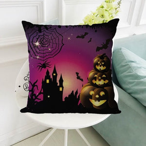 Halloween Pillowcase Decorative Upholstery Cushion - esstey