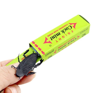 Chewing Gum Cockroach Tricky Toy - esstey