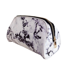 Load image into Gallery viewer, Marble Cosmetic Bag - esstey