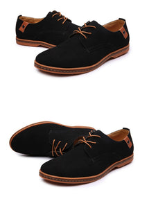Men's Shoes - Handmade Soft Leather for Men - esstey