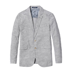 Men Fashion Casual Thin Blazer | Men Fashion Jacket - esstey