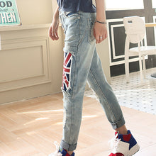 Load image into Gallery viewer, Classy High Waist Denim Jeans | New Arrival 2018 - esstey
