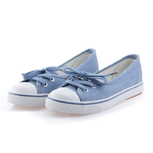 Comfortable Light Canvas Shoes | Spring Collection 2018 - esstey