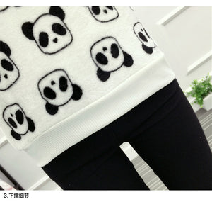 Women sweatshirt for panda lovers - esstey