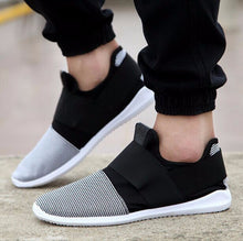 Load image into Gallery viewer, Men's soft lightweigh breathable shoes - Modern Style Sneakers Slip-on Footwear - esstey