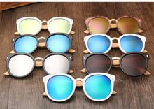 Load image into Gallery viewer, Stylish Bamboo Sunglasses - Summer Collection 2018 - esstey
