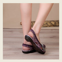 Load image into Gallery viewer, Designer Leather Footwear for Women | New Arrival 2018 - esstey