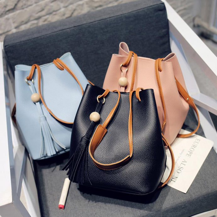 Fashionable Drawstring Handbag | New Arrival 2018 - esstey