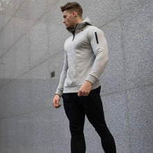Load image into Gallery viewer, Cotton Made Casual Men Zipper hoodie - Multiple Style & Colors - esstey