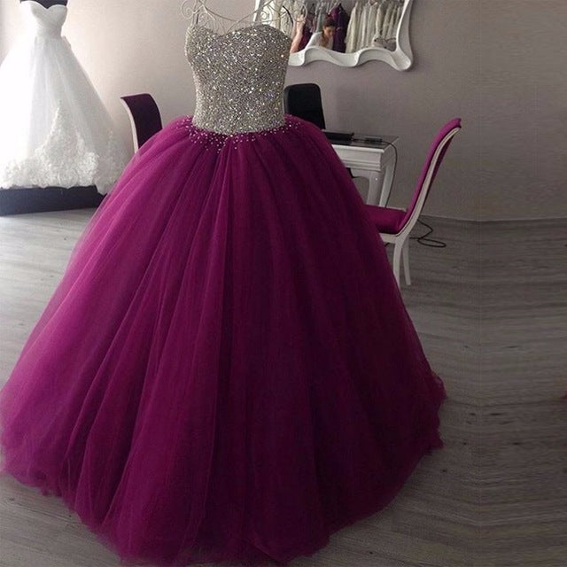 Elegant Ball Gown | New Arrival 2018 - esstey
