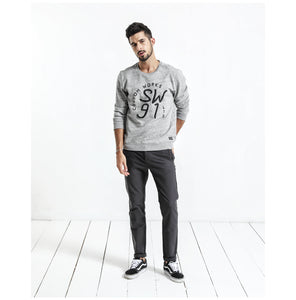Men Slim Fit Sweatshirts 100% Pure Cotton - esstey