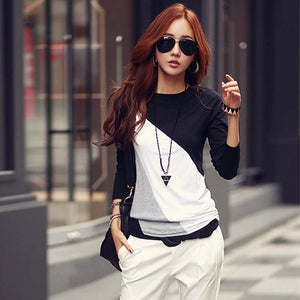 New Winter Vintage Top And Trendy Blouse For Women  - Ladies Long Sleeves Shirt - esstey