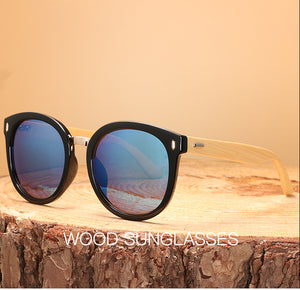 Stylish Bamboo Sunglasses - Summer Collection 2018 - esstey
