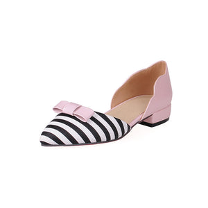 Classy Pointed Toe Slip-on Sandals | Summer Collection 2018 - esstey