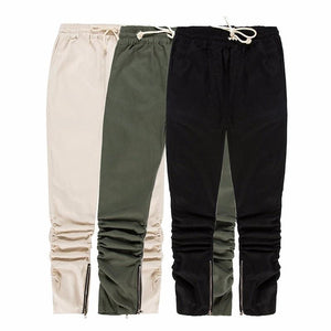 'Opposite Zipper' Joggers - esstey