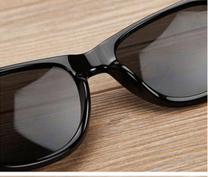Vintage Style Bamboo Sunglasses - Summer Collection 2018 - esstey