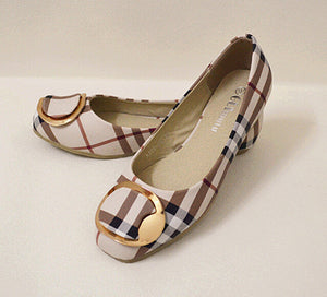 Comfortable Women Flat Shoes - Casual & Partywear - esstey