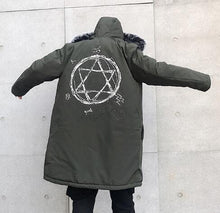 Load image into Gallery viewer, 'Star 2' Trench Coat - esstey