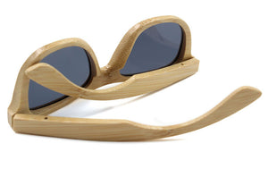 Wooden Bamboo Sunglasses - Summer Collection 2018 - esstey