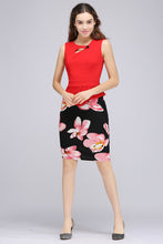 Load image into Gallery viewer, Floral Pencil Dress | New Arrival 2018 - esstey