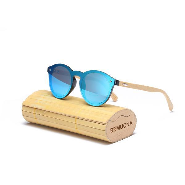 Unisex Bamboo Sunglasses - Summer Collection 2018 - esstey
