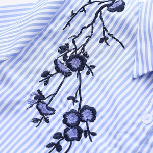 Casual Cotton Embroidery Shirts | New Arrival 2018 - esstey