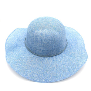 Bowknot Fashion Straw Hats | Women Summer Beach Fashion - esstey