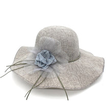 Load image into Gallery viewer, Bowknot Fashion Straw Hats | Women Summer Beach Fashion - esstey