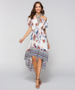 Boho Chic Floral Summer Dress | New Arrival 2018 - esstey