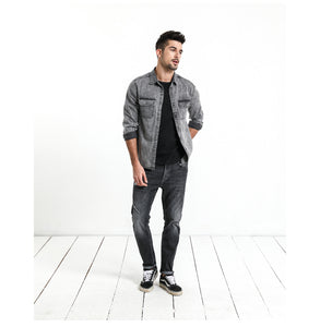 Denim Shirt for Men  | Spring 2018 - esstey