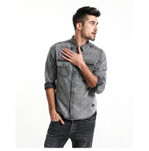 Load image into Gallery viewer, Denim Shirt for Men  | Spring 2018 - esstey