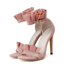 Load image into Gallery viewer, New Rome Style Sandals - Sexy High Heels | Elegant style for casual Party wears - esstey