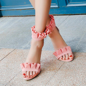 New Rome Style Sandals - Sexy High Heels | Elegant style for casual Party wears - esstey