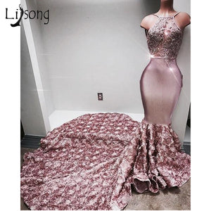 Latest Mermaid Style Prom Gown | New Arrival 2018 - esstey